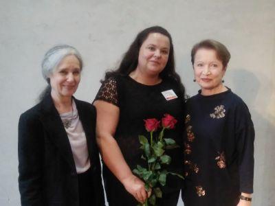 Sociální pracovnice z Nemocnice Louny Jana Hendrychová oceněna v soutěži Pečovatelka roku 2017