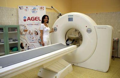 Kratší čekací doby a přesnější vyšetření poskytne pacientům Nemocnice Louny nová počítačová tomografie