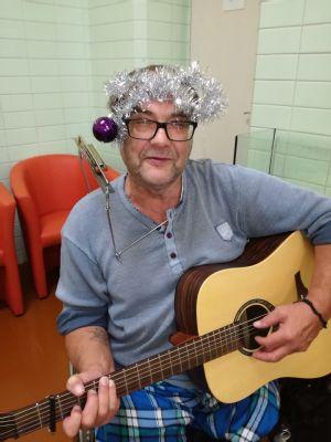 O vánoční atmosféru klienti v Nemocnici AGEL Louny nepřijdou ani letos